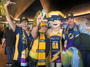 PHOTOS: Coast fans in Perth for the decider