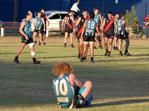 Gay signs off as Power falls in the preliminary final
