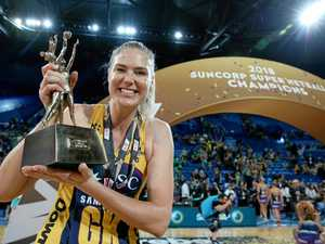 Bassett stands tall against her old team on big stage