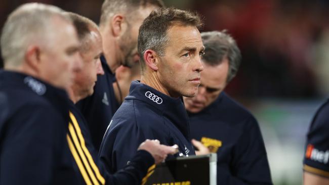 Beware master coach Alastair Clarkson.