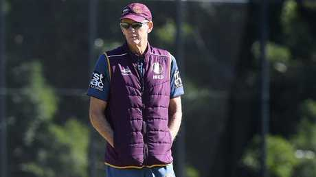 Wayne Bennett's rejection has galvanised his group of loyal players. Picture: AAP