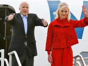Tributes flow as John McCain dies