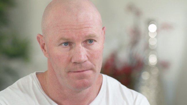 Barry Hall speaks out on 60 Minutes