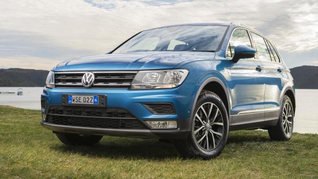 Volkswagen Tiguan 132TSI
