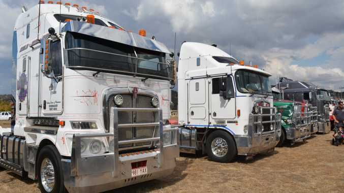 LOWOOD TRUCK SHOW