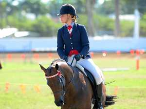 Riding runs deep in young competitor's veins