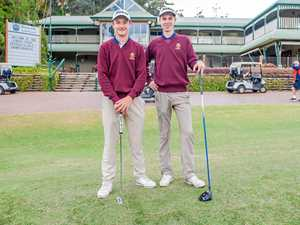 Top junior golfers swing by Bonville