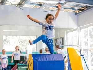 Specially designed kids' gym to open in Ipswich