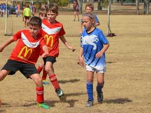 Junior players make progress on the field