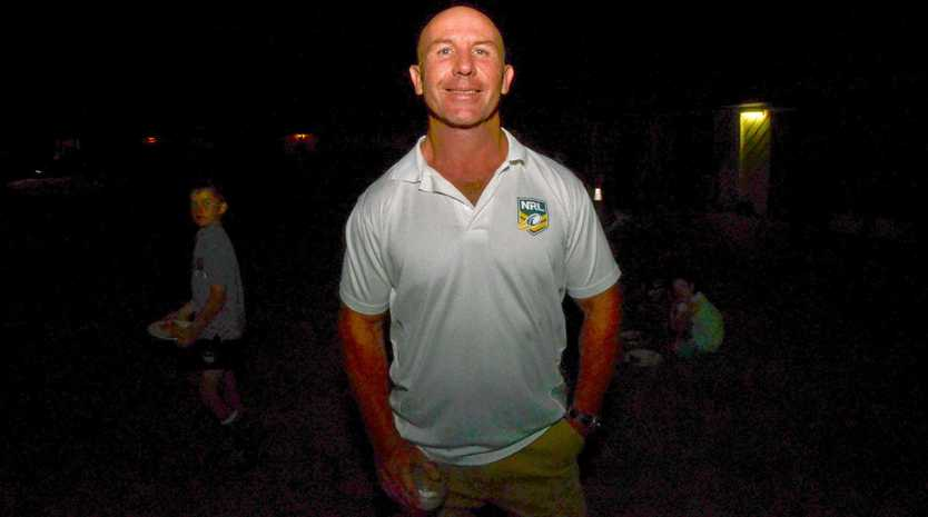 BIG ASK: Former Monto PE teacher Richard Dugdale is in charge of the growth of rugby league in central Queensland.