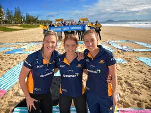 Lightning's 'perfectly timed' title: Visit Sunshine Coast