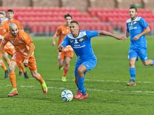 Cooper leads way as Thunder strikes down Cairns FC