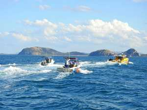 Man rescued after feared missing on CQ fishing trip