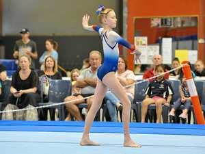 GALLERY: Gladstone's gymnasts lead way at Invitational