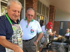 Italian sausage competition a link to our history