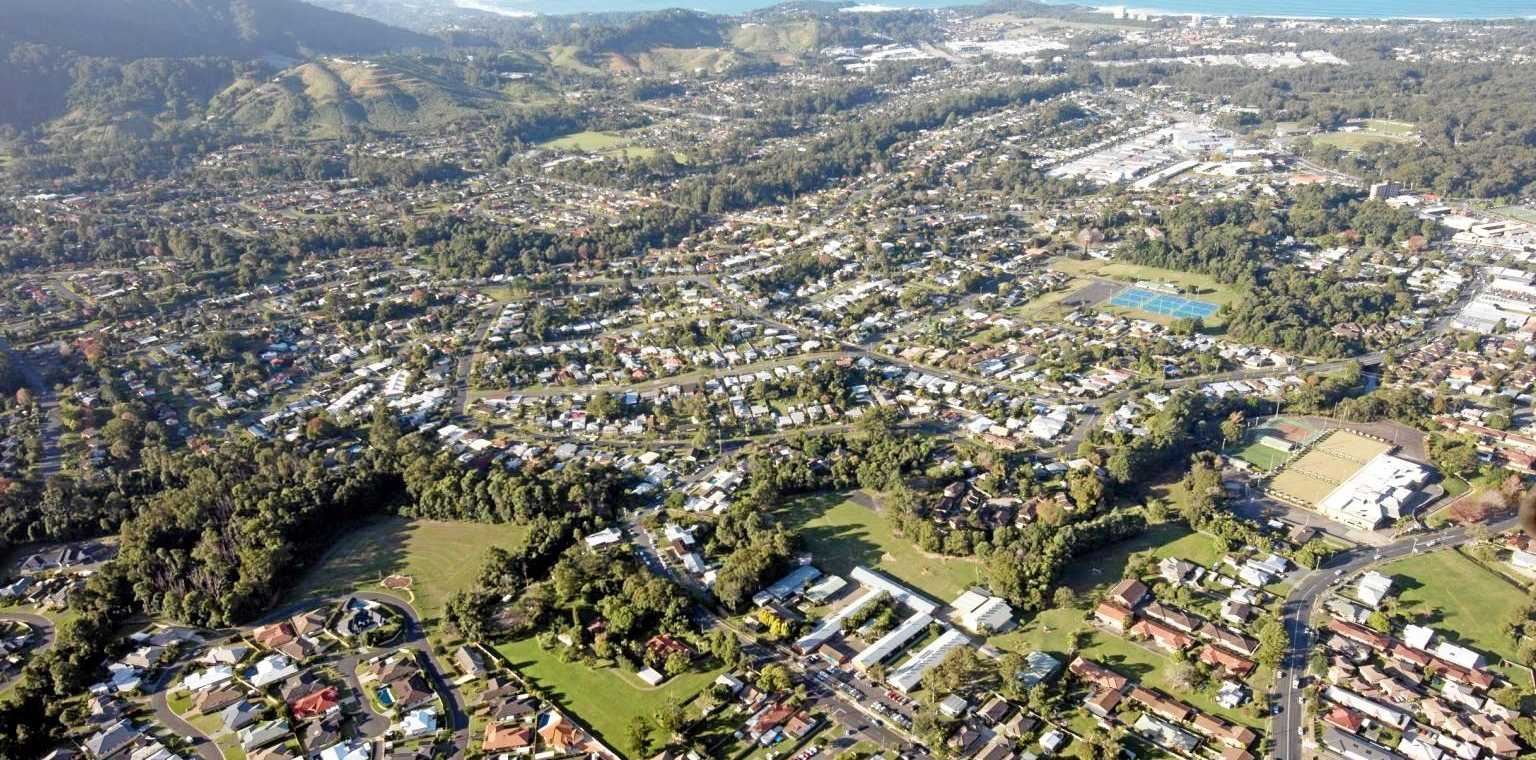'ILL-CONCEIVED, WASTEFUL': The Coffs Harbour Pacific Highway Bypass route.