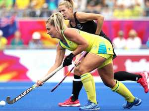 Fey's keen to put best foot forward for Hockeyroos