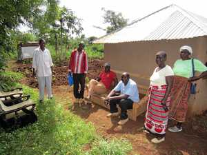 Water keeps flowing in Kenya thanks to Tweed Shire Council