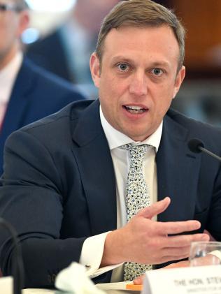 Queensland Minister for Health Steven Miles.