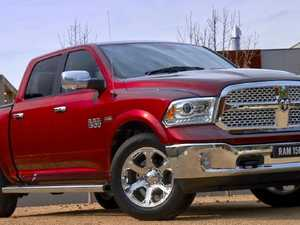 Ram 1500 tipped to be the next big thing in utes