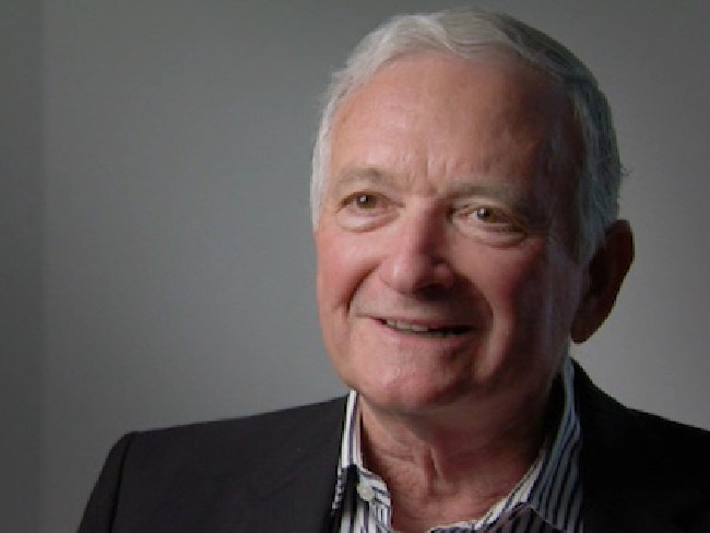 Liberal Party president Nick Greiner said Mr Abbott should have quit parliament. Picture: ABC