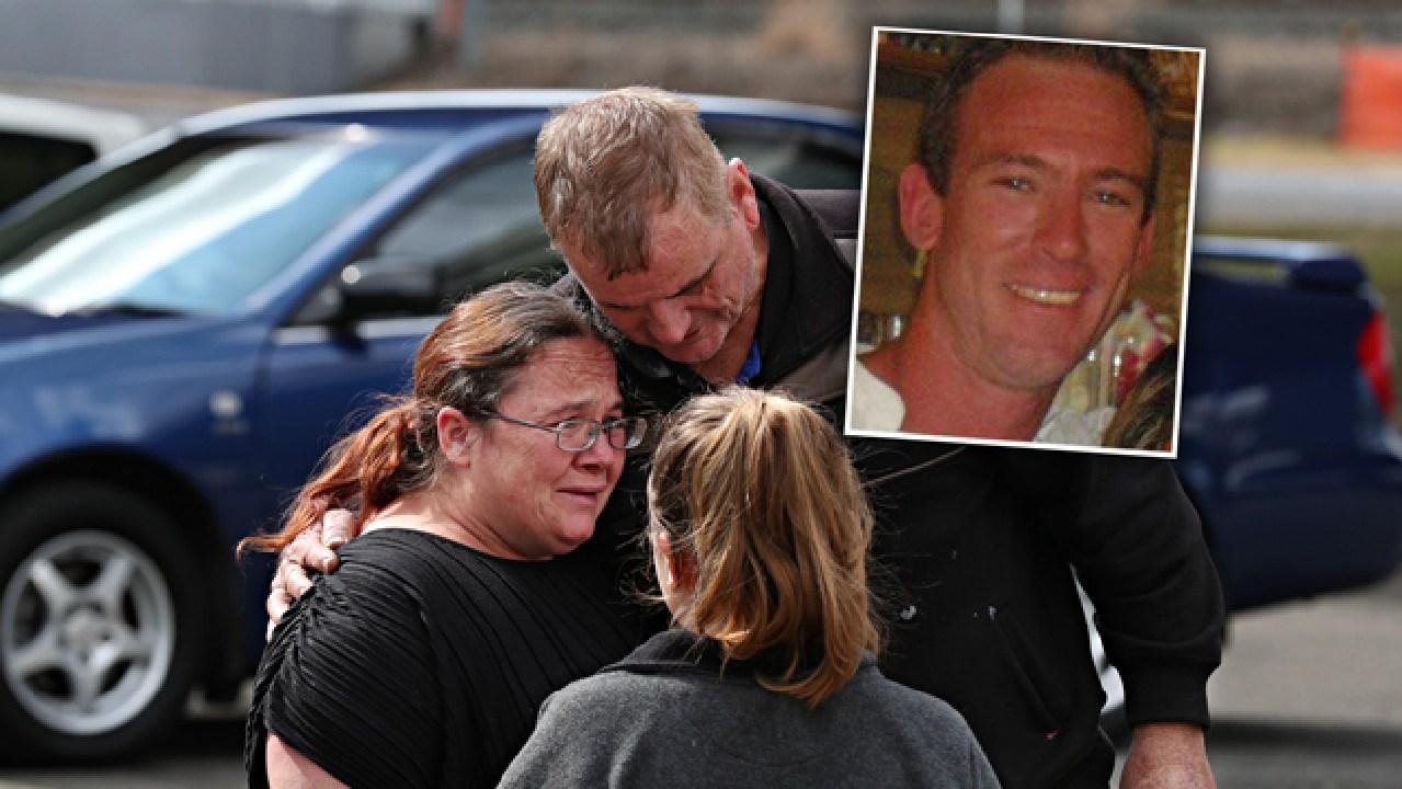 Mourners gather at Rocklea to honour Adam Woodridge
