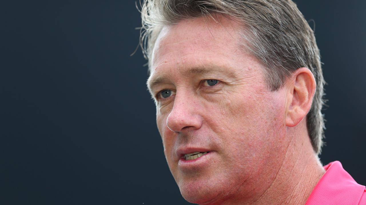McGrath boldly claimed on Monday that he would be the last person to ever be dethroned as the most prolific Test quick.