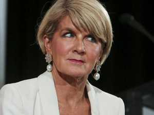 James Weir Recap: Julie Bishop's breaking point