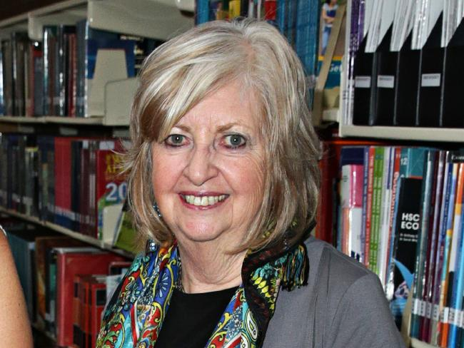 UTS professor of education and culture Rosemary Johnston said kids need more practice in writing. Picture: Adam Yip