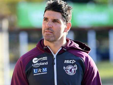 Trent Barrett may be looking for a new job in 2019.