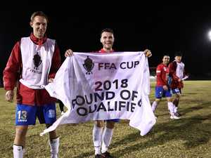 Connection spurring latest FFA Cup giant-killing dream