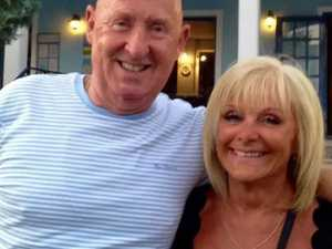 Holiday couple killed by 'something in their room'
