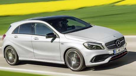 Old news: The new Mercedes-Benz A-Class has arrived which means older version are being sold at a discount.