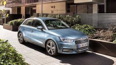 Falling behind: The Audi A1 misses features found on much cheaper cars.