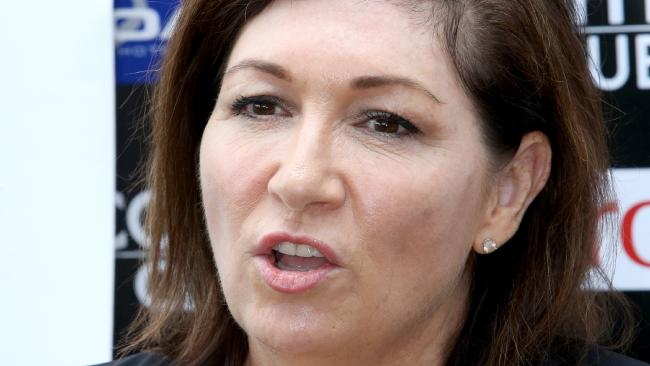 The group is demanding to meet Minister Leanne Enoch. Picture: File photo/AAP/Steve Pohlner
