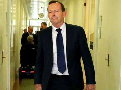Tony Abbott has been offered a job as special envoy for indigenous affairs. Picture: Ray Strange