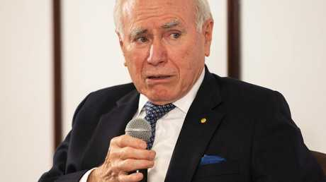 John Howard does not support changing Liberal leadership rules