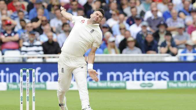 Glenn McGrath has spoken out as he prepares for his former Ashes rival James Anderson to surpass his all-time Test wickets tally for a fast bowler.