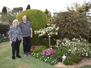 Toowoomba couple keeps up with gardening tradition