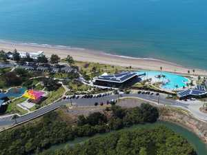 Yeppoon Lagoon parking