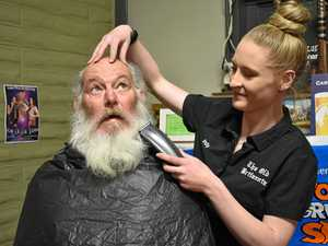 'Merlin' lops locks for leukaemia sufferers
