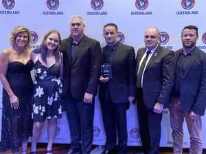 Coast club 'humbled' after being crowned best in state