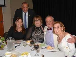 Increase in numbers at the Mayoral Gala Chaplaincy Dinner