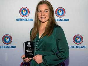 Teen boosted by state award ahead of lifesaving season
