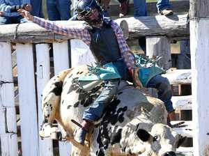 Warwick rider wants win in hometown bull ride