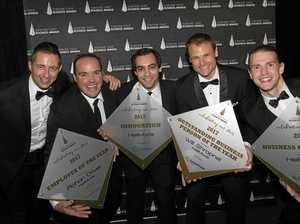 Record nominations for Coast's major business awards