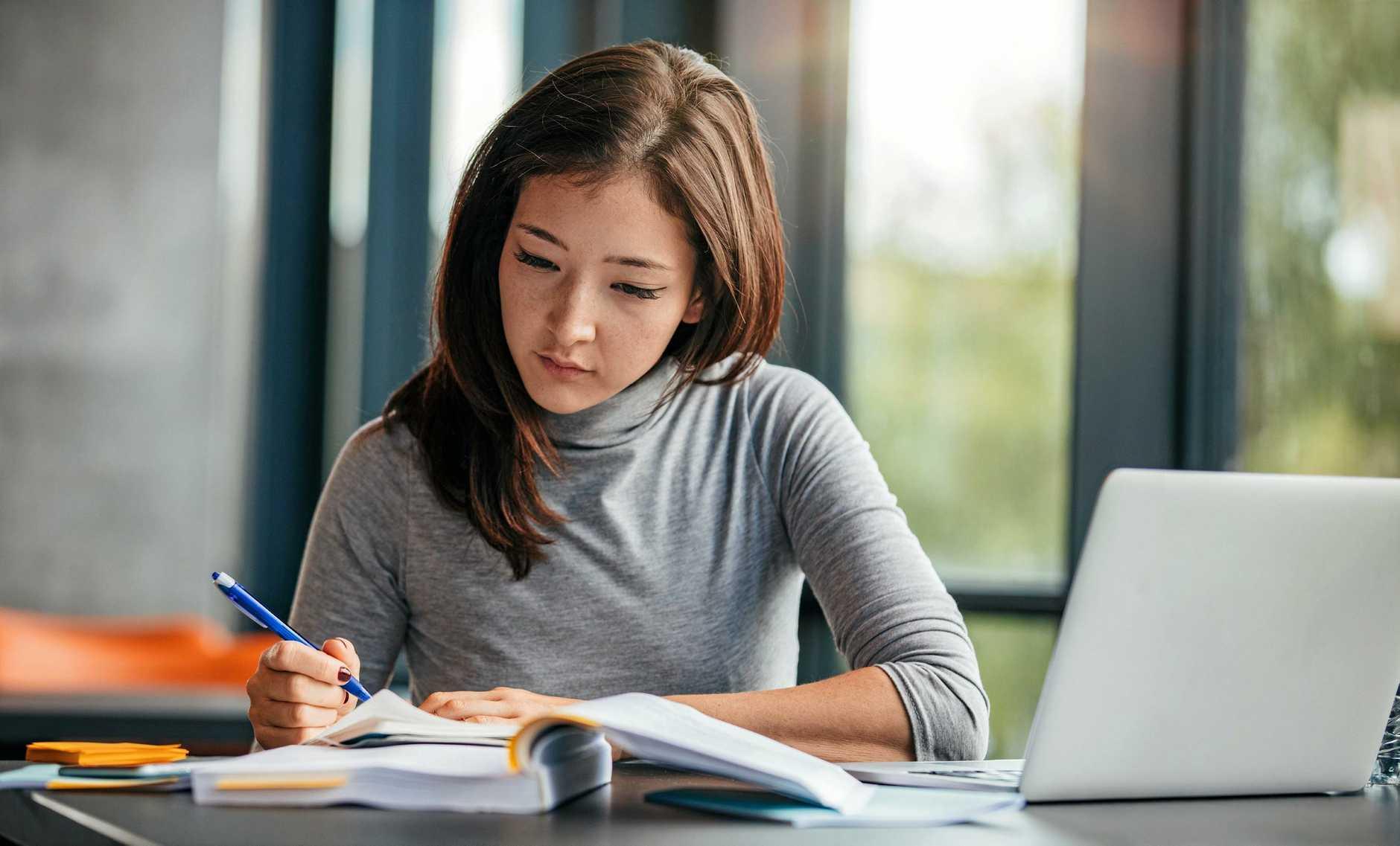 INTERNATIONAL: Mackay move to become education hub chugging along.