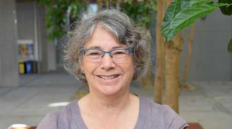 Dr Claudia Baldwin.