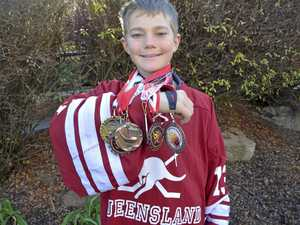Toowoomba star plays it cool for Queensland ice hockey team