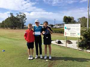 Gladstone golfers put their names toward bigger things